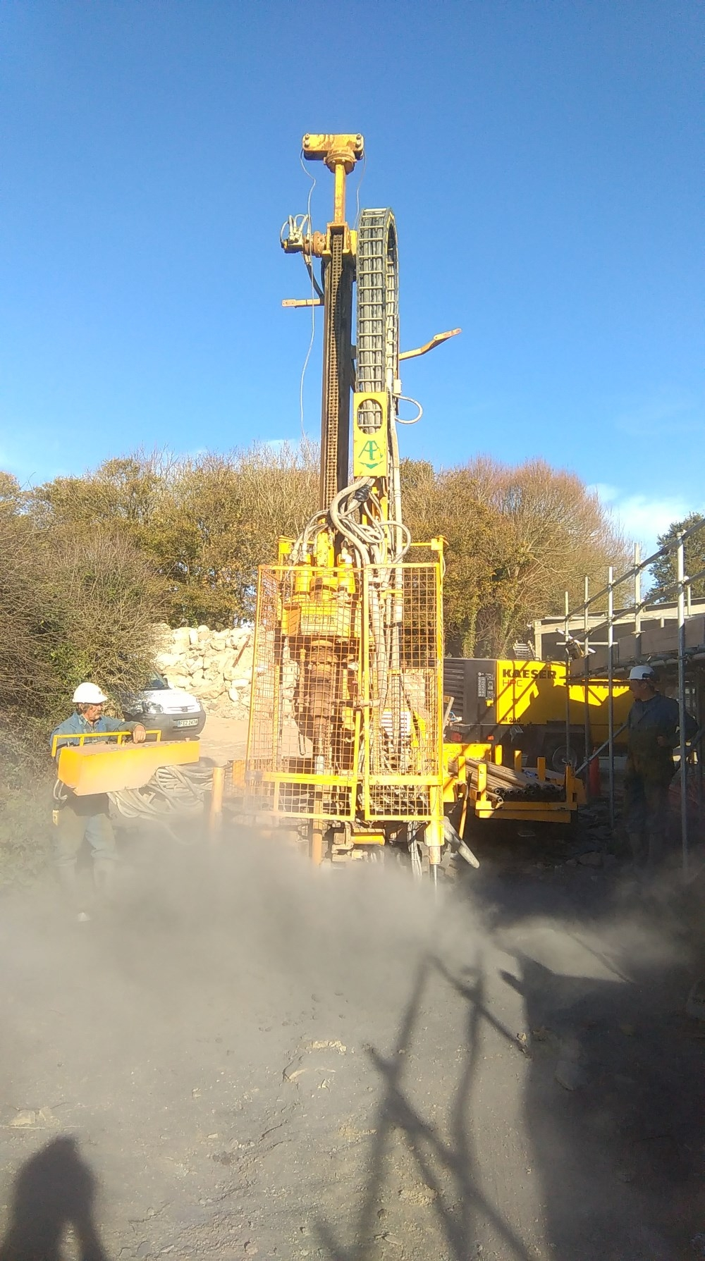 Lizard Groundsource Drilling