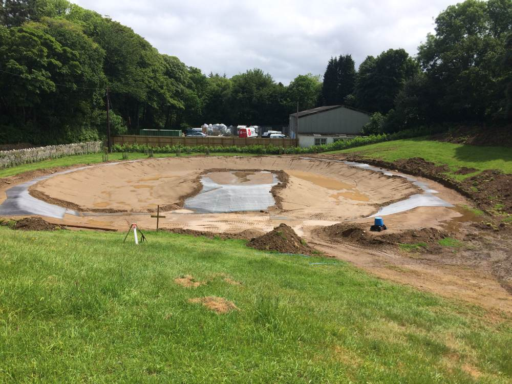 4 New Pond in Cornwall