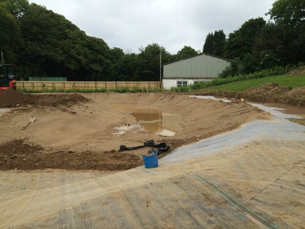 1 New Pond in Cornwall