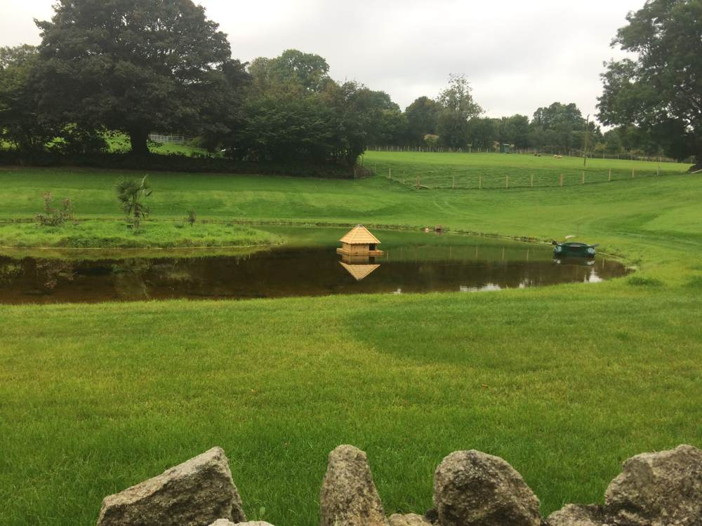 8 New Pond in Cornwall