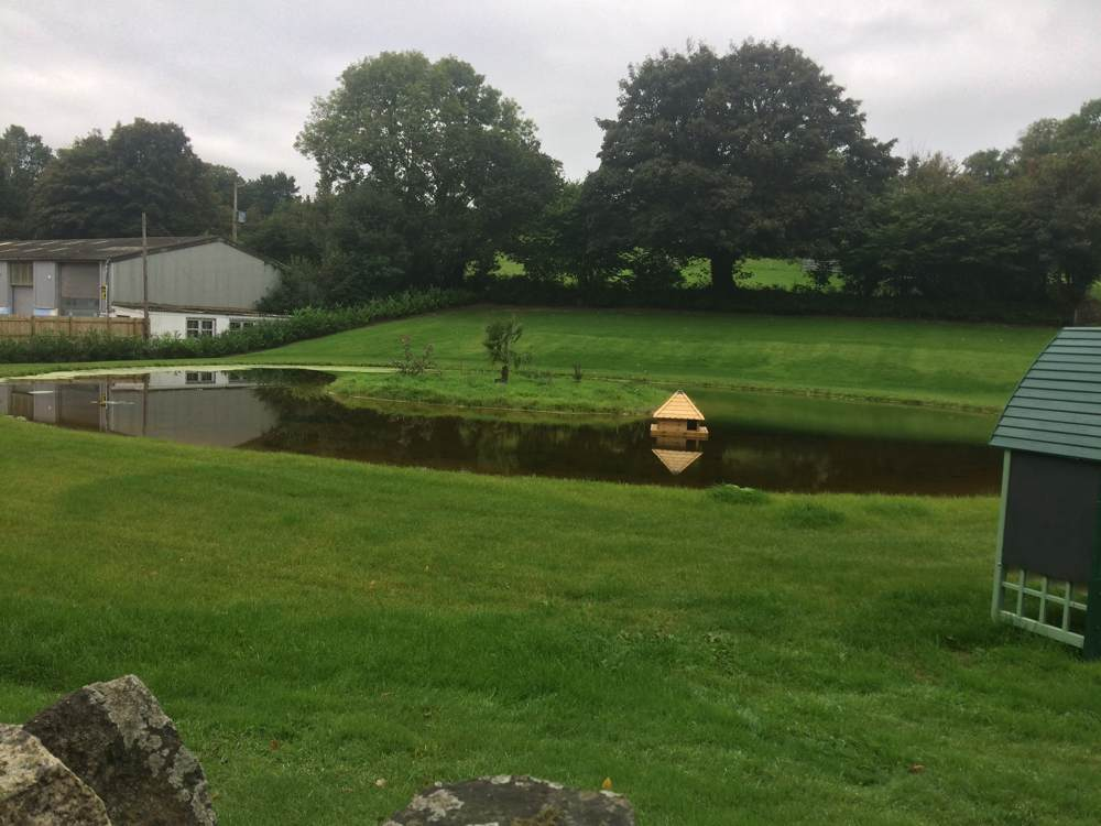 9 New Pond in Cornwall